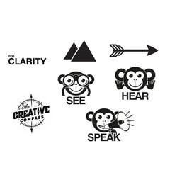 Clarity Stickers Sheet