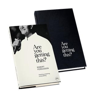 Are You Getting This? Book + Journal Bundle