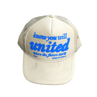 Know You Will Trucker Hat