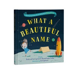 What A Beautiful Name Story Book