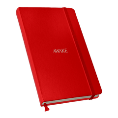 Awake Journal (Red)