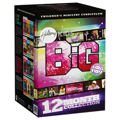 BiG 12-Month Curriculum Collection Season 1