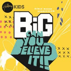 BiG Can You Believe It!? Curriculum