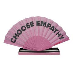 Choose Empathy Fan
