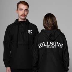 Hillsong College Windbreaker