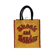 Shock and Wonder Tote Bag