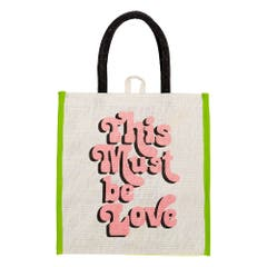 This Must Be Love Tote Bag