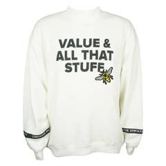 Value & All That Stuff Jumper