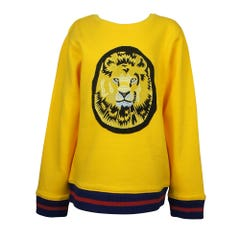 Lion 'Loved' Kids Sweatshirt