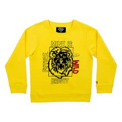 Wild Bright Future Kids Jumper