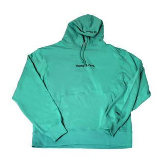 Y&F Truth Shall Set You Free Hoodie (Green)