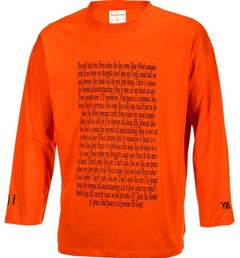 Y&F PEACE Long Sleeve T-Shirt