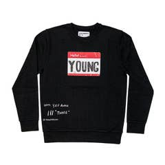 Y&F Young Sweatshirt (Black)