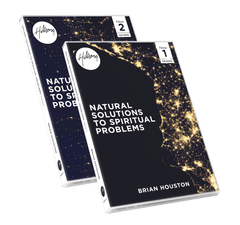 Natural Solutions To Spiritual Problems
