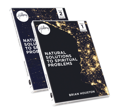 Natural Solutions To Spiritual Problems - Vol. 1 & 2