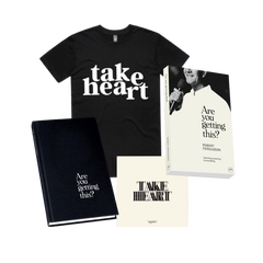 Take Heart (Again) + Are You Getting This? Collection