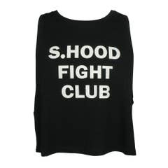 Sisterhood Fight Club Singlet